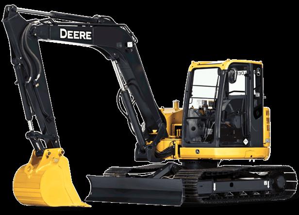 85D Excavator