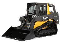 323D Compact Track Loader