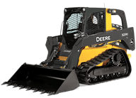 329D Compact Track Loader