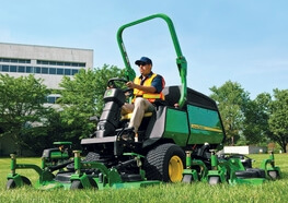 Wide Area Mowers (WAMs)