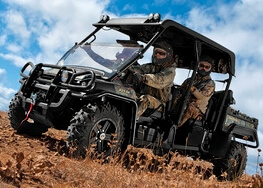 Gator™ XUV Full-Size Crossover Utility Vehicles