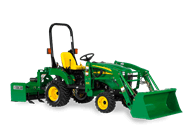 2305 4WD Compact Tractor