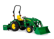 2520 4WD Compact Tractor