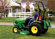 2720 4WD Compact Tractor