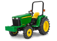 3 Family Compact Tractors