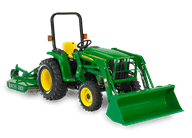 3 SERIES COMPACT TRACTORS