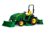 3320 Compact Tractor