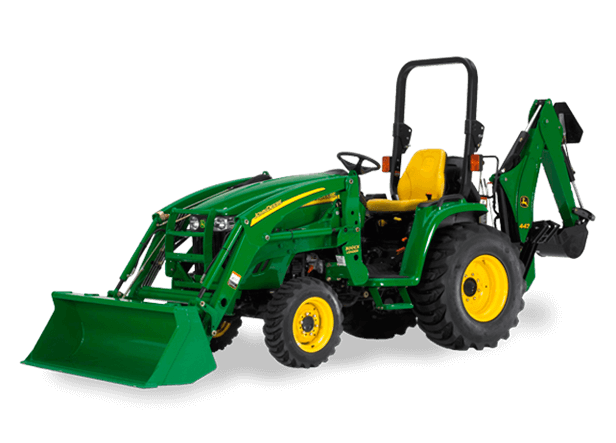 3520 Compact Tractor