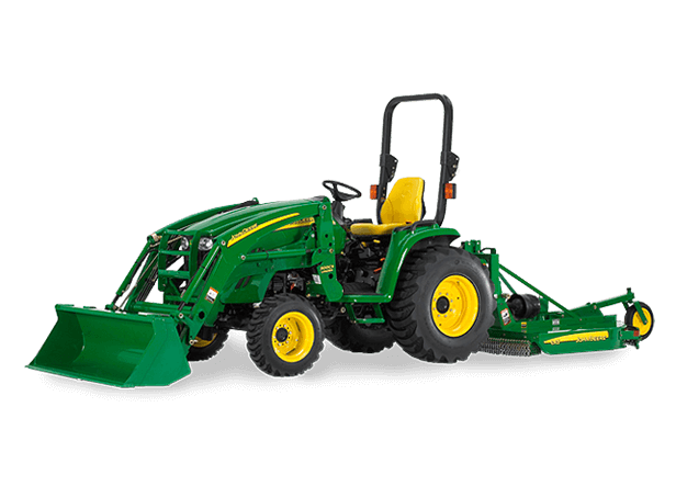 3720 Compact Tractor
