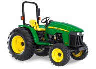 4 Family Compact Tractors