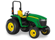 4120 Compact Tractor