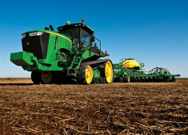 9460RT Tractor - New 9 Family 4WD & Track Tractors