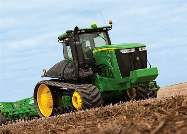 9560RT Tractor