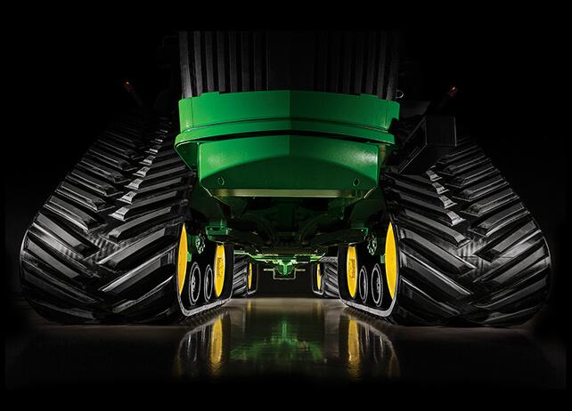 9RX Scraper Special Series Tractors