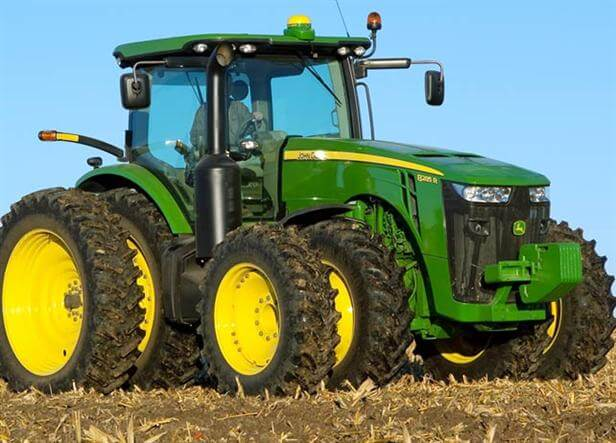 8285R Tractor