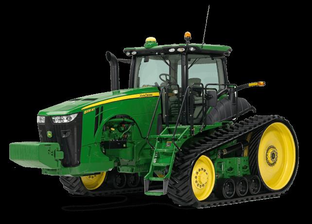 8360RT Tractor