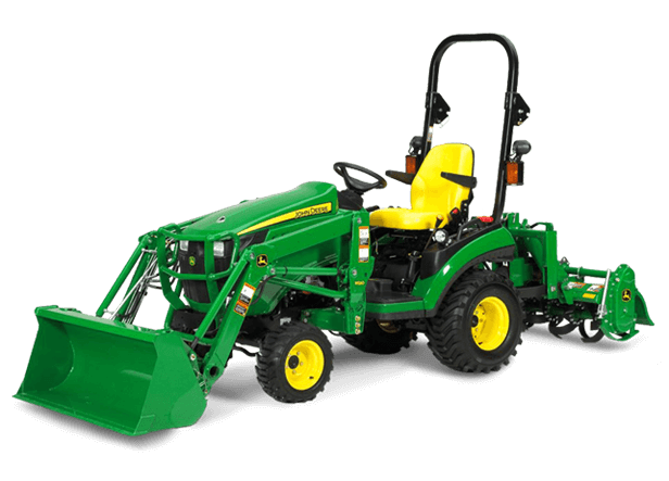 1026R Sub-Compact Utility Tractor