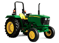 5045D Utility Tractor