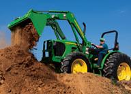 5083E Utility Tractor