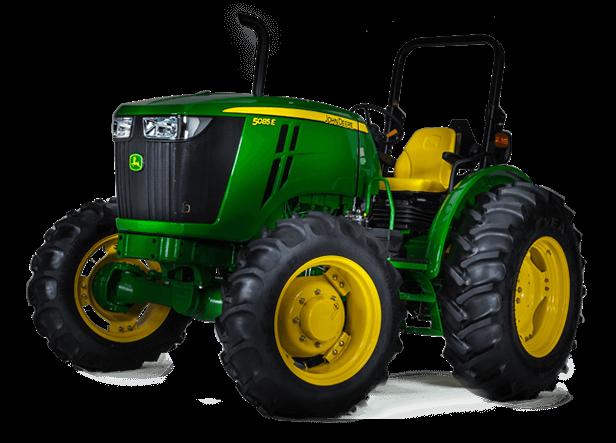 5E (85-100 hp) Series