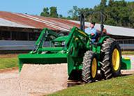 5093E Utility Tractor