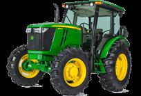 5E 4-Cylinder Tractors