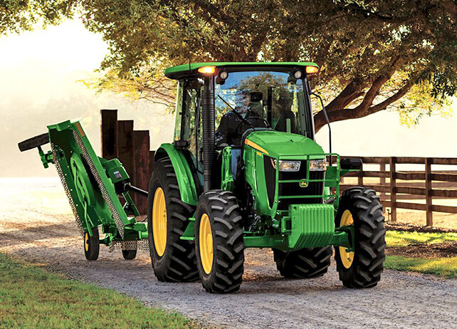 Utility Tractors (44-130HP)