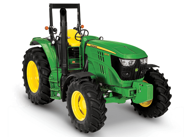 6105M Utility Tractor