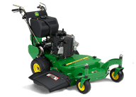Walk-Behind & Stand-On Mowers