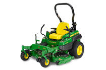 Commercial ZTrack Mowers
