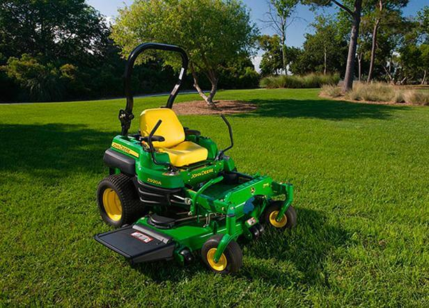 John Deere Commercial Mowers