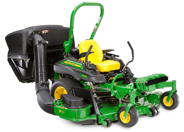 John Deere Commercial Zero Turn Mowers