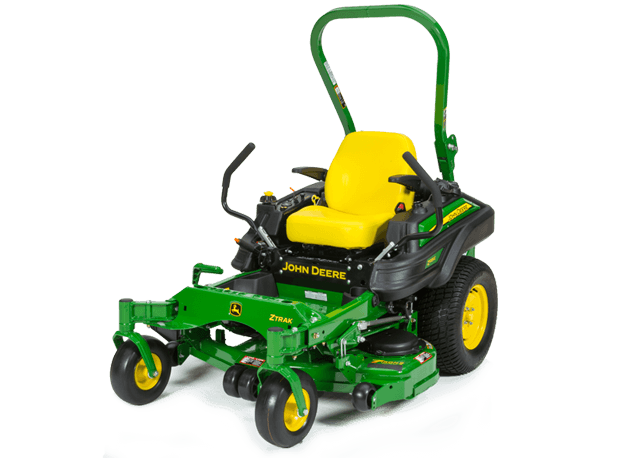 Z915E Zero-Turn Mower, 48-in Deck