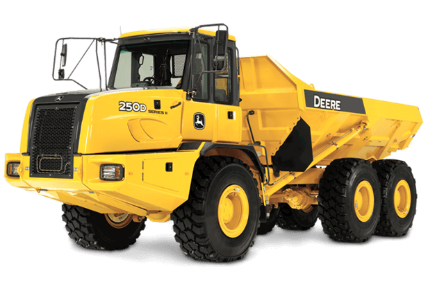 250D-II Articulated Dump Truck