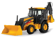 410K TC Backhoe Loader