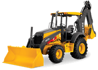 410K Backhoe Loader