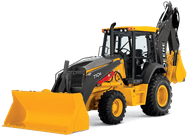 710K Backhoe Loader