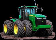9560R Scraper Tractor