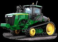 9560RT Scraper Tractor