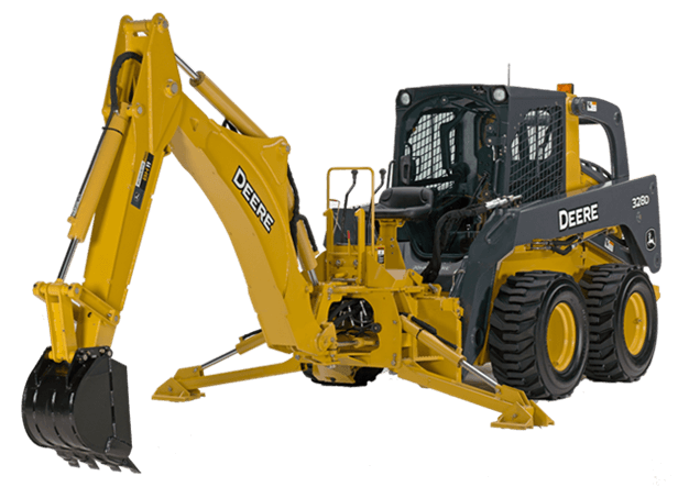 BH11 Backhoe Loader