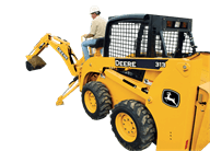 BH7 Backhoe Loader
