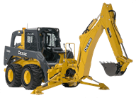 BH8 Backhoe Loader