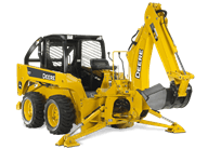 BH9 Backhoe Loader