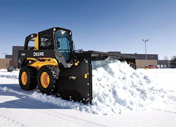 SP10 Snow Pusher