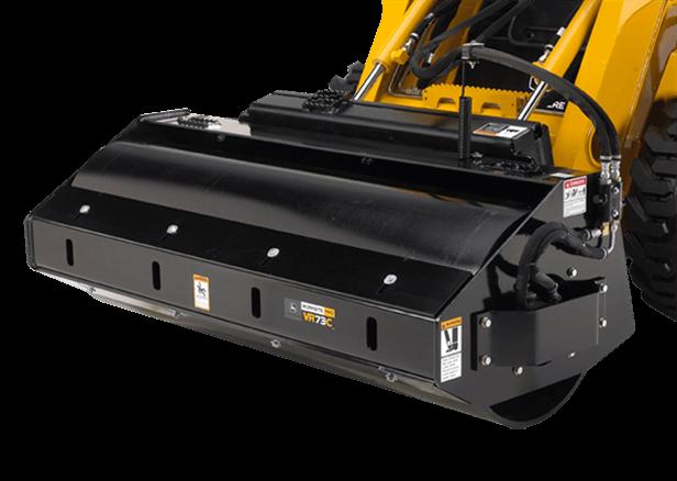 VR73C Vibratory Roller