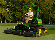 8500 E-Cut Hybrid Mower