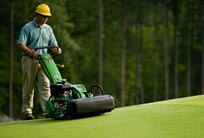 Walk Green Mowers