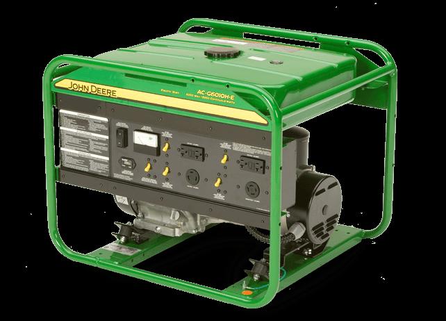 AC-G6010H-E Large Frame Generator
