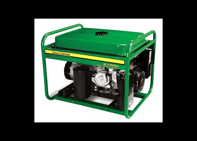 AC-G7510H-E Large Frame Generator