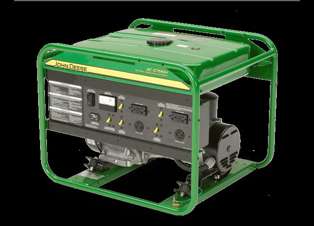 AC-G7510H Large Frame Generator